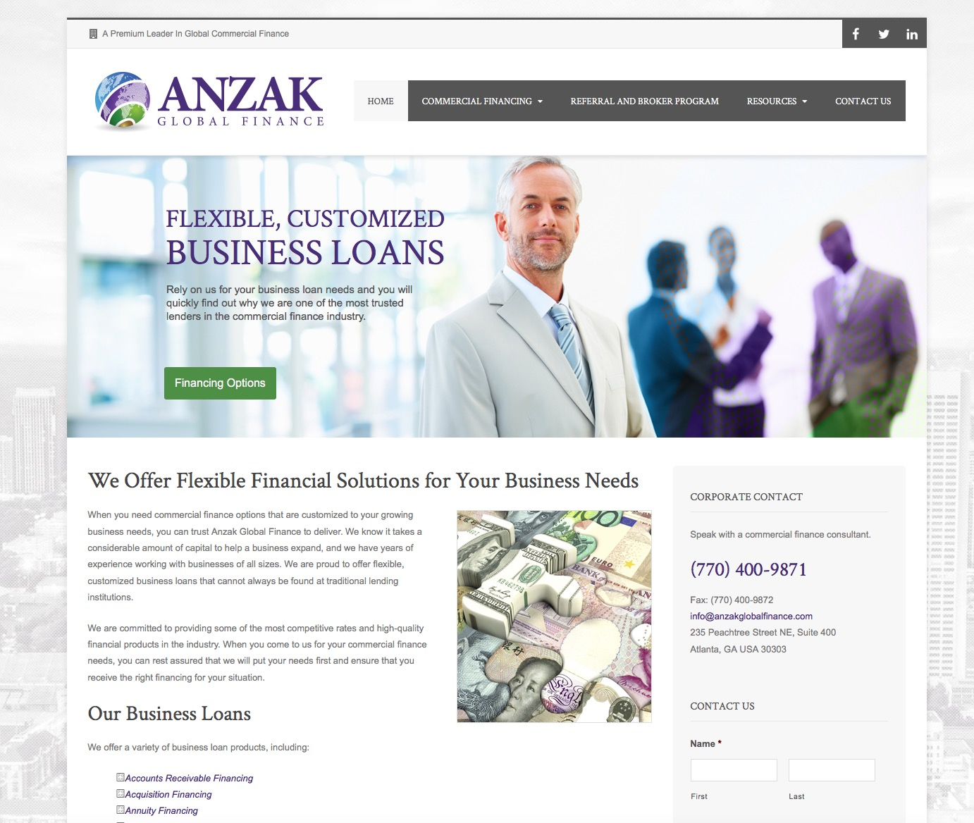 anzak-global-finance